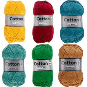 Lammy Cotton 8/4